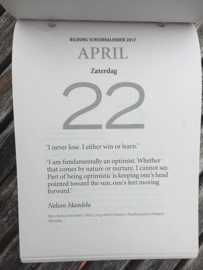 22 april tekst nelson